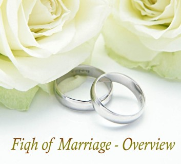 Fiqh of Marriage - Overview